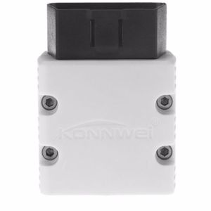 Konnwei Kw902 White Color Super Mini Bluetooth OBD/OBD2 for Android PC Tablet Smartphone pictures & photos