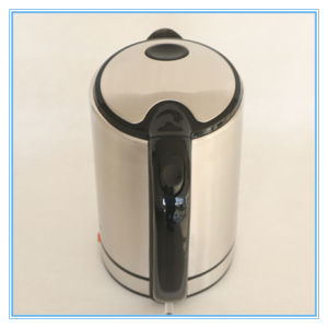 Polished style Strix Silver Good Quality Stainless Steel Electric Kettle pictures & photos