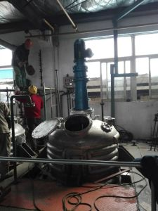3t Jackted Reactor Kettle for Chemical Industry pictures & photos