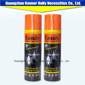 Family Odorless Oil-Based Cockroach Killer Spray Insecticide Spray pictures & photos