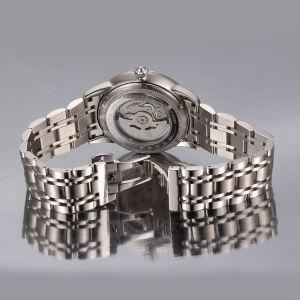 Custom Fashion Watch OEM  Jewelry Stainless Steel Automatic Watch pictures & photos