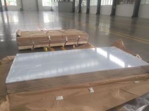 6066 T451 Aluminum Sheet for Processing Industry pictures & photos