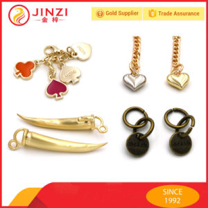 Jinzi Factory Custom Fashion Metal Bag Pendant Charm pictures & photos