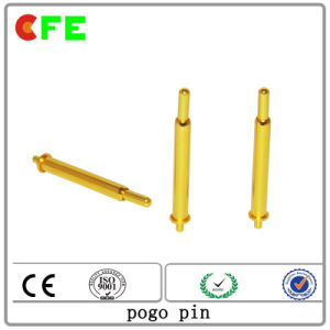DIP Gold Plated Pogo Pin Manufacture pictures & photos