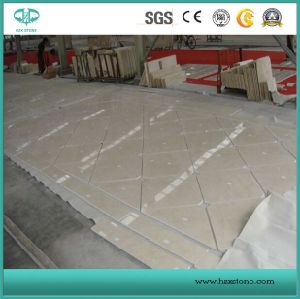 Cream Marfil Beige Marble Slabs, Tiles pictures & photos