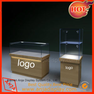 Wooden Jewelry Display Counter Showcases for Jewelry Store pictures & photos
