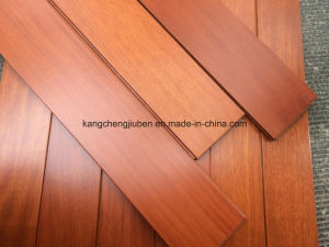 Natural Anti Abrasion Wood Parquet/Hardwood Flooring pictures & photos