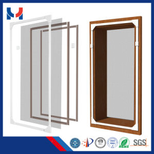 New Convenient DIY Mesh Screen Window Covering with PVC Strips pictures & photos