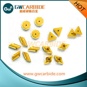 Carbide Indexable CNC Inserts pictures & photos