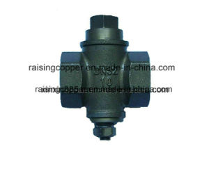 Brass Plug Valve (RBP115) pictures & photos