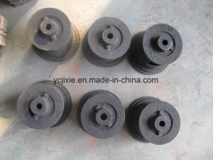 Impeller Head for Blasting Machine Spare Parts pictures & photos