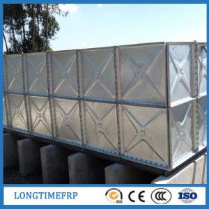 Modular Overhead Galvanized / Sectionalsteel Water Tank pictures & photos