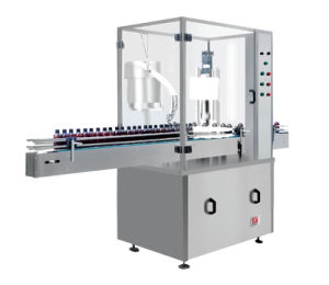 Xzg-1 Series Automatic Scew Capping Machine pictures & photos