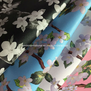 Printing Leather Materials Flower Rainbow Transfer Film pictures & photos