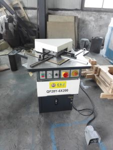 Hydraulic Notching Machine Angle Shearing Machine pictures & photos