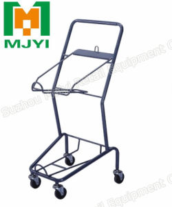 New Basket Shopping Trolley Cart pictures & photos