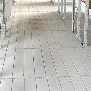 Q235 Steel Perforated Platform Flooring pictures & photos