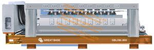 GBLXM-800 Multi Head Marble Slab Polishing Machine pictures & photos