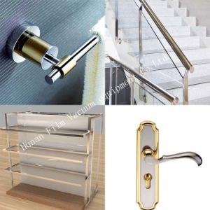 PVD Aluminum/Stair Handrail/Steel Handrail Vacuum Coating Machine pictures & photos
