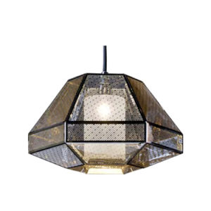 Modern Decoration Pendant Hanging Light Black Colorful Iron Candle Holder Lamp Oz-Al650 pictures & photos