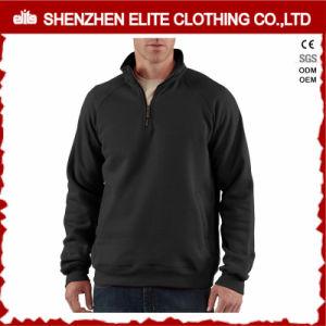 2017 Fashion High Quality Chimney Collar Plain Blank Sweatshirt (ELTSTJ-772) pictures & photos