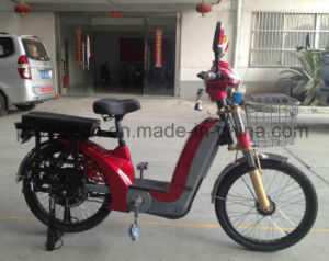 Electric Bicycle with Lead Acid Battery pictures & photos