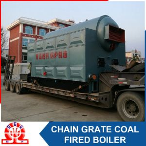 Industrial 20 T/H-2.0MPa Single Drum Coal Fired Steam Boiler pictures & photos