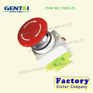 Hot Sale AC660V 10A Switch Push Button pictures & photos