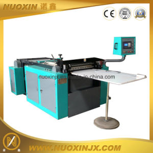 Roll to Sheet Cutting and Slitting Machine pictures & photos