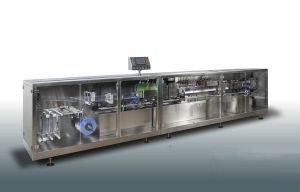 Ggs-240 P5 Oral Liquid Plastic Ampoule Automatic Filling Sealing Machine pictures & photos