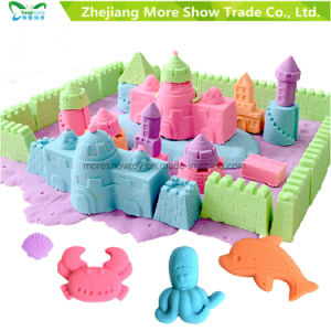 Magic Motion Moving Crazy Play Sand Pack 500g -2kg Kids Educational Toy pictures & photos