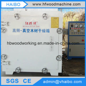 4cbm Square High Frequency Vacuum Timber Dryer Chamber From Made-in-China pictures & photos