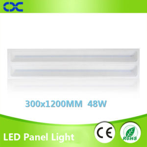 Flat Ceiling Lighting 300X1200mm China LED Panel pictures & photos