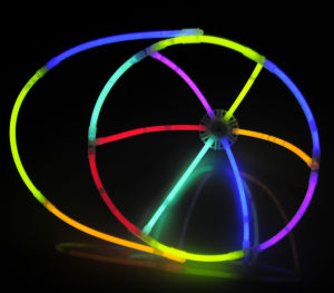 Glow Ball Parts for Assemble (QJT) pictures & photos