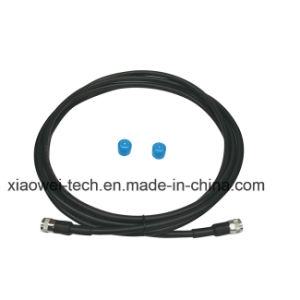 "1/2"" RF Ultra Super Flexible RF Cable Assembly pictures & photos"