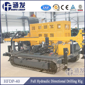 Hot Sale! Horizontal Directional Drill for Sale (HFDP-40) pictures & photos