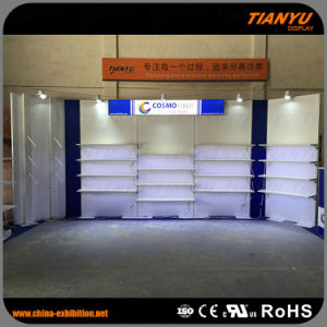 Custom Trade Show Aluminum System Stand Build Booth pictures & photos
