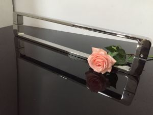 Stainless Steel Square Tube Glass Door Handle pictures & photos