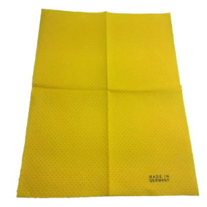 Made in Germany Style Nonwoven Fabric Cleaning Cloth, with Holes pictures & photos