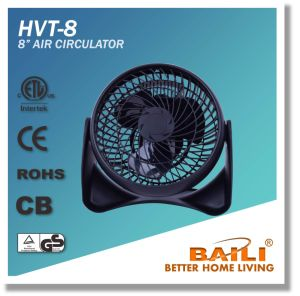 """Hot Sale 8"""" Mini Cooling Air Circulator Fan/Turbo Fan pictures & photos"""