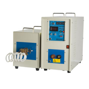 40kw IGBT High Frequency Induction Heater Heating Machine pictures & photos