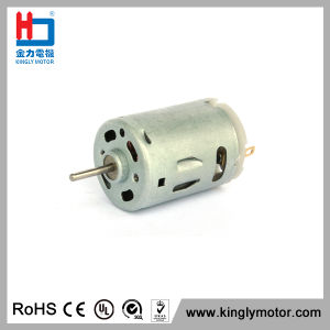 Hair Dryer 360 Mciro Electric DC Motor pictures & photos