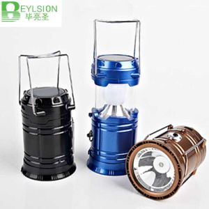 Multifunctional Outdoor Emergency Lantern/Solar Camping Light pictures & photos