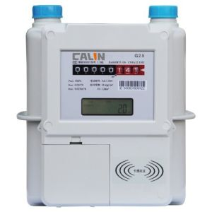 Unique Residential Contactless IC Gas Card Meter, Prepaid Meters for Gas and Electric pictures & photos