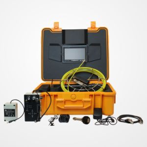 Top Quality Pipe Inspection System Waterproof Pipe Sewer Camera pictures & photos