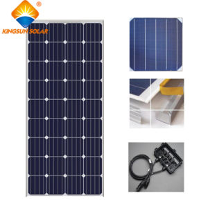Hot Sale Solar Monocrystalline Silicone Panels (KSM145W) pictures & photos