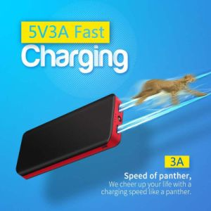 Quick Charge 3.0 18650 Power Bank 20000mAh Powerbank External Battery pictures & photos