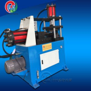 Pipe Profile Shape Forming Plm-CH100 Pipe End Arc Punching Machine pictures & photos