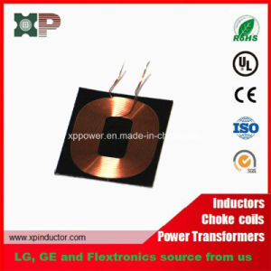 Wireless Charging Coil/ Receiving Coil/ Qi Standard/ WPC pictures & photos