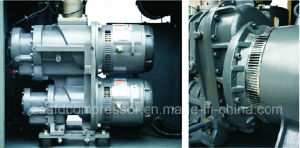 Afengda New Energy Saving Double Stage Twin-Screw Compressor pictures & photos